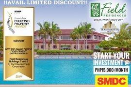 1 Bedroom Condo for sale in Field Residences, San Dionisio, Metro Manila