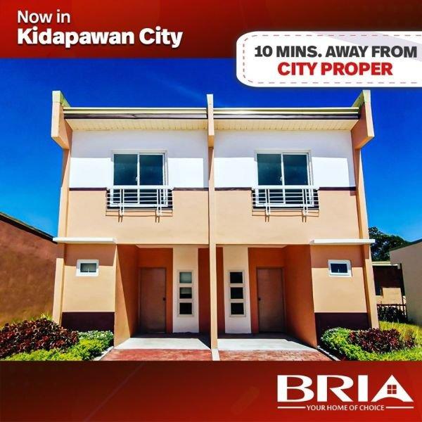 bettina select townhouse in bria homes kidapawan - 6065429