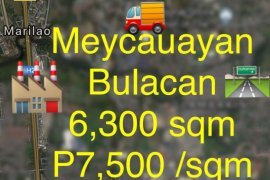 Land for sale in Meycauayan, Bulacan
