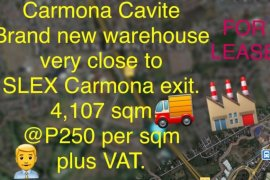 Commercial for rent in Carmona, Cavite