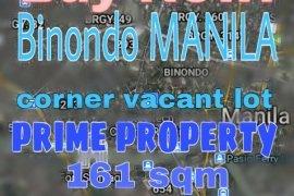 Land for sale in Binondo, Metro Manila