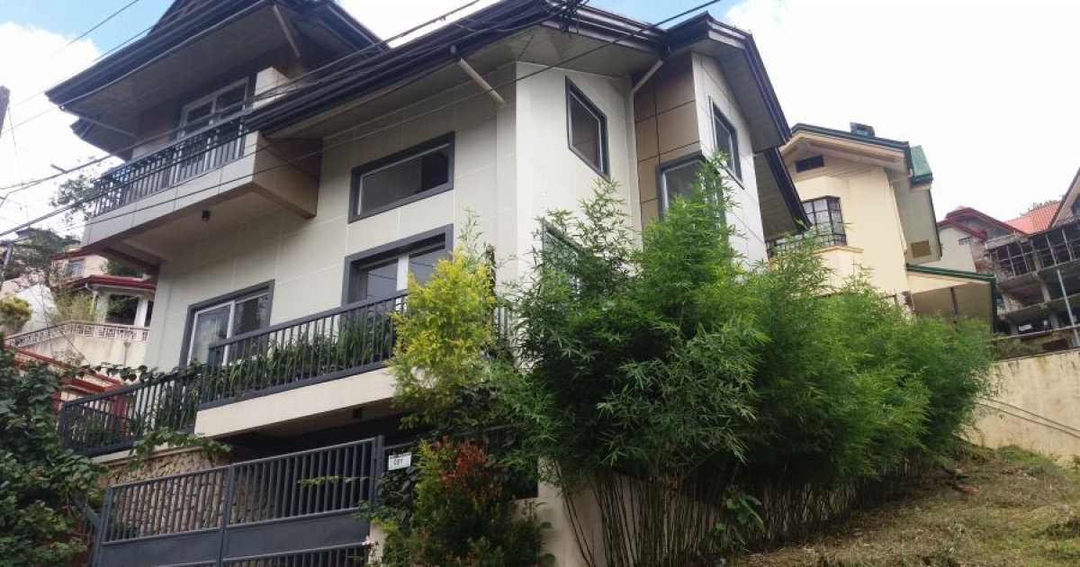 4 bed house for sale in baguio benguet 8 800 000 for 0 bedroom house for sale