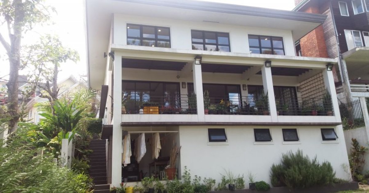 4 bed house for sale in baguio benguet 16 000 000