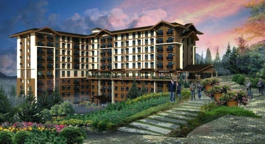 condo in baguio city near pacdal circle