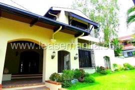 4 bedroom house for rent in Alabang, Muntinlupa