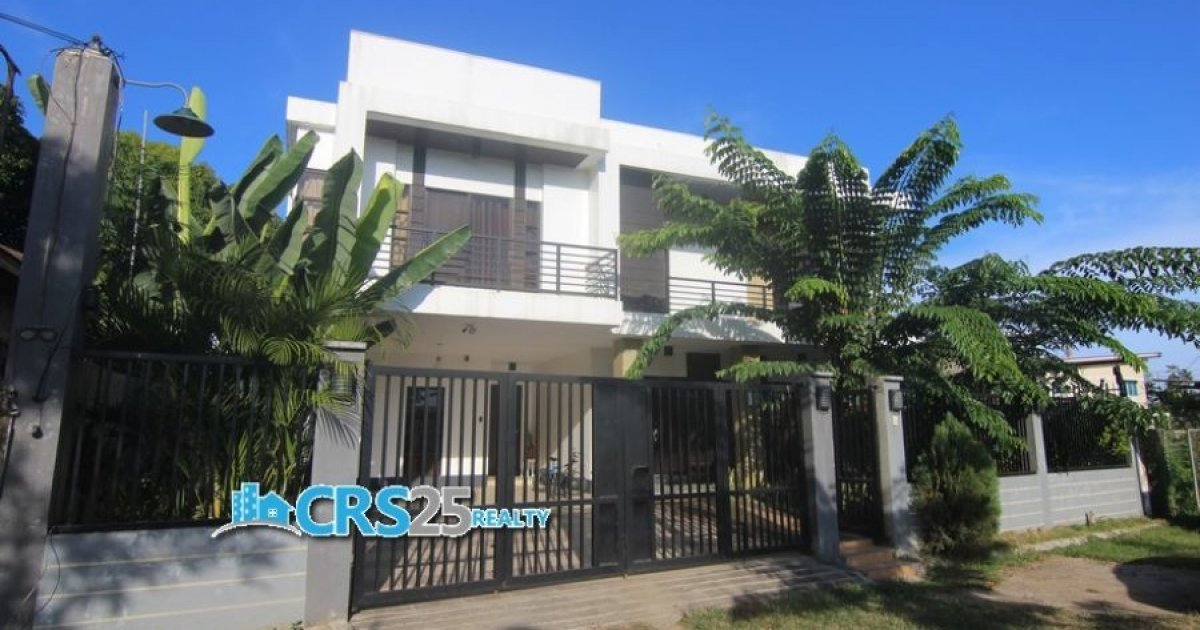 5 bed house for sale in talisay cebu 9 500 000 1931060 for 1 bedroom house for sale