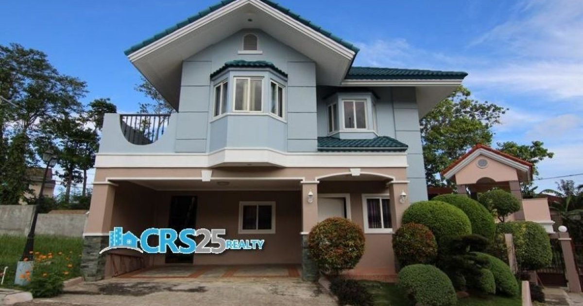 3 bed house for sale in cebu city cebu 10 800 000 for Six bedroom house for sale