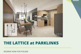 1 Bedroom Condo for sale in The Lattice at Parklinks, Pasig, Metro Manila