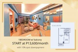 1 Bedroom Condo for sale in Callisto 2, Makati, Metro Manila