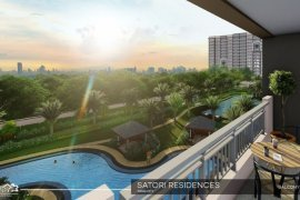 1 Bedroom Condo for sale in Satori Residences, Santolan, Metro Manila near LRT-2 Santolan