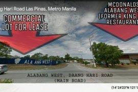 Land for rent in Almanza Dos, Metro Manila