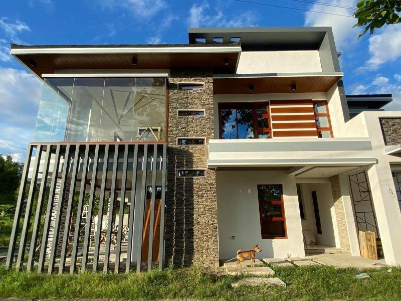 6 bedroom minimalist house and lot for sale at san fernando near sindalan
