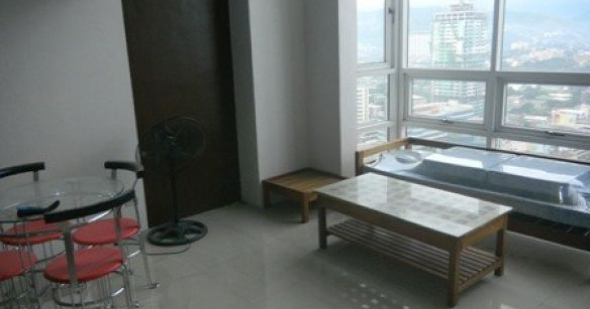 1 bed condo for rent in capitol site cebu city 25 000 for I bedroom condo for rent