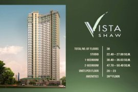 1 bedroom condo for sale in Wack-Wack Greenhills, Mandaluyong
