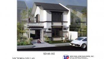 Metro Manila Hills: Victoria Villas