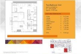2 Bedroom Condo for sale in The Galleria Residences, Cebu City, Cebu