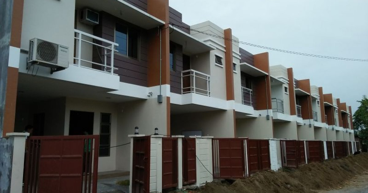 3 bed townhouse for sale rent in dolores san fernando