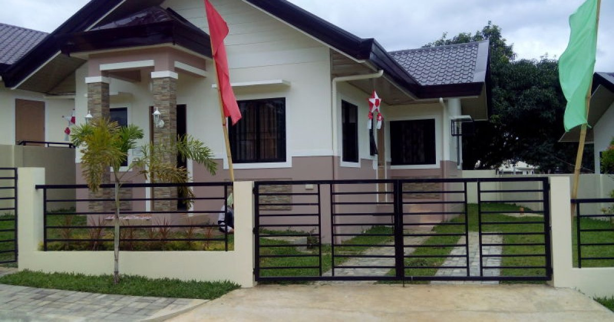 3 bed house for sale in catalunan peque o davao city for 1 bedroom house for sale