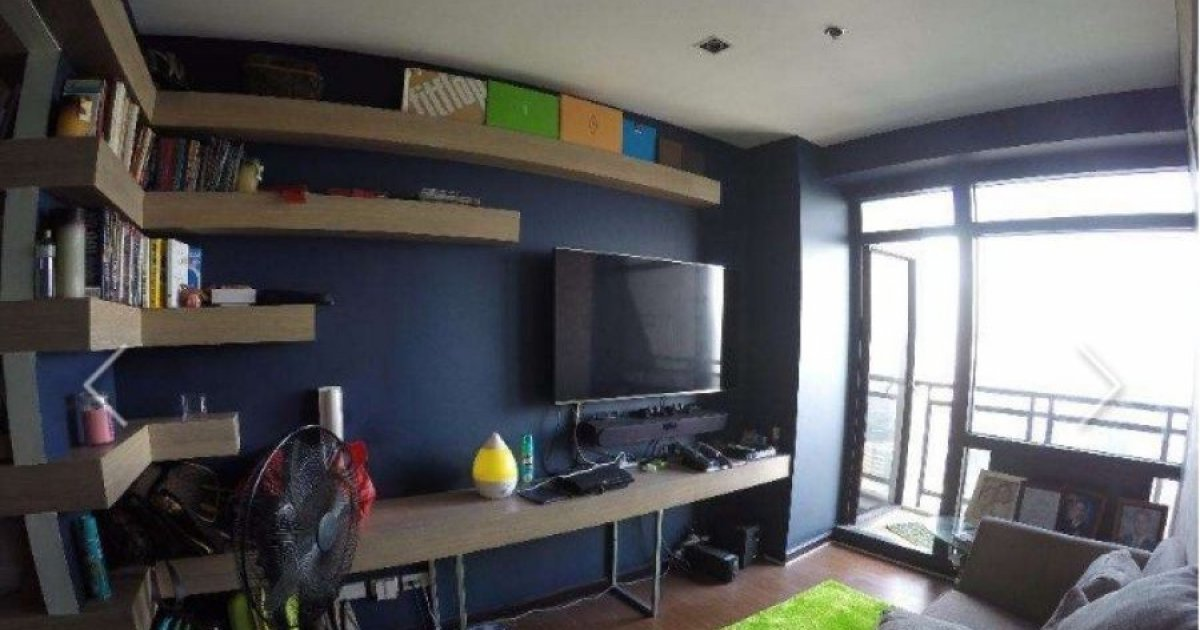 1 bed condo for rent in gramercy residences 40 000 for 1 bedroom condo for rent
