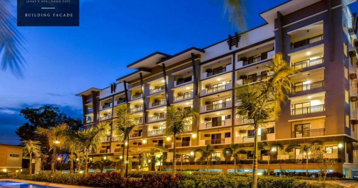 2 Bed Condo For Sale In Bagong Ilog Pasig ₱2 778 000