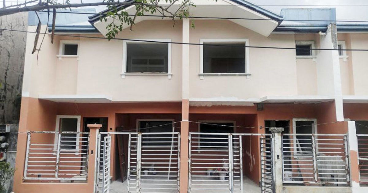 2 bed house for sale in para aque metro manila 3 800 000 for 1 bedroom house for sale