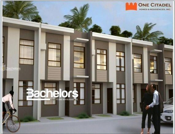 pre selling finished townhouse in lapu lapu city