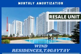 1 Bedroom Condo for Sale or Rent in Wind Residences, Maharlika West, Cavite