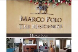 2 bedroom condo for sale in Marco Polo Residences