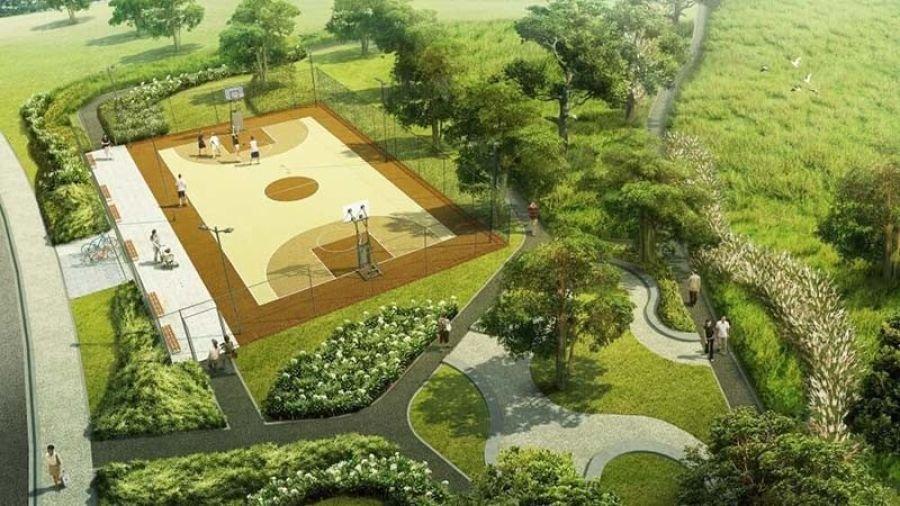 new residential lot near sandbox, miriam college-alviera