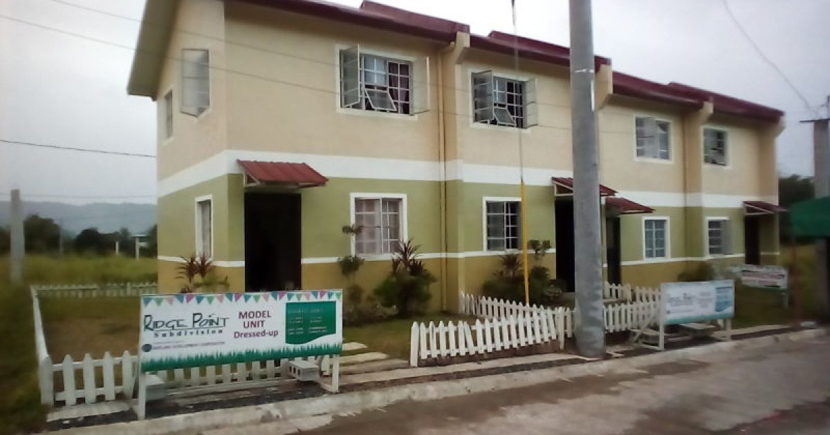3 Bed Townhouse For Sale In Rizal 861 258 1561890 Dot Property