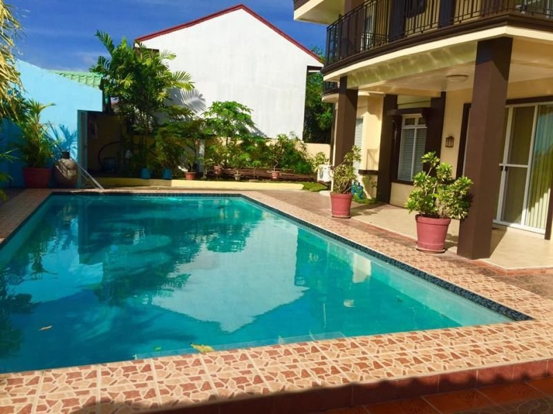 2storey furnished house w swimming pool for sale in tacloban