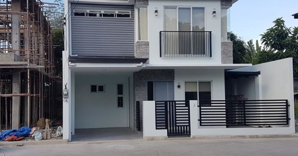 4 bed house for sale in cabancalan mandaue 6 500 000 for Four bedroom house for sale