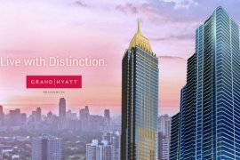 3 bedroom hotel and resort for sale in Grand Hyatt Manila Residences