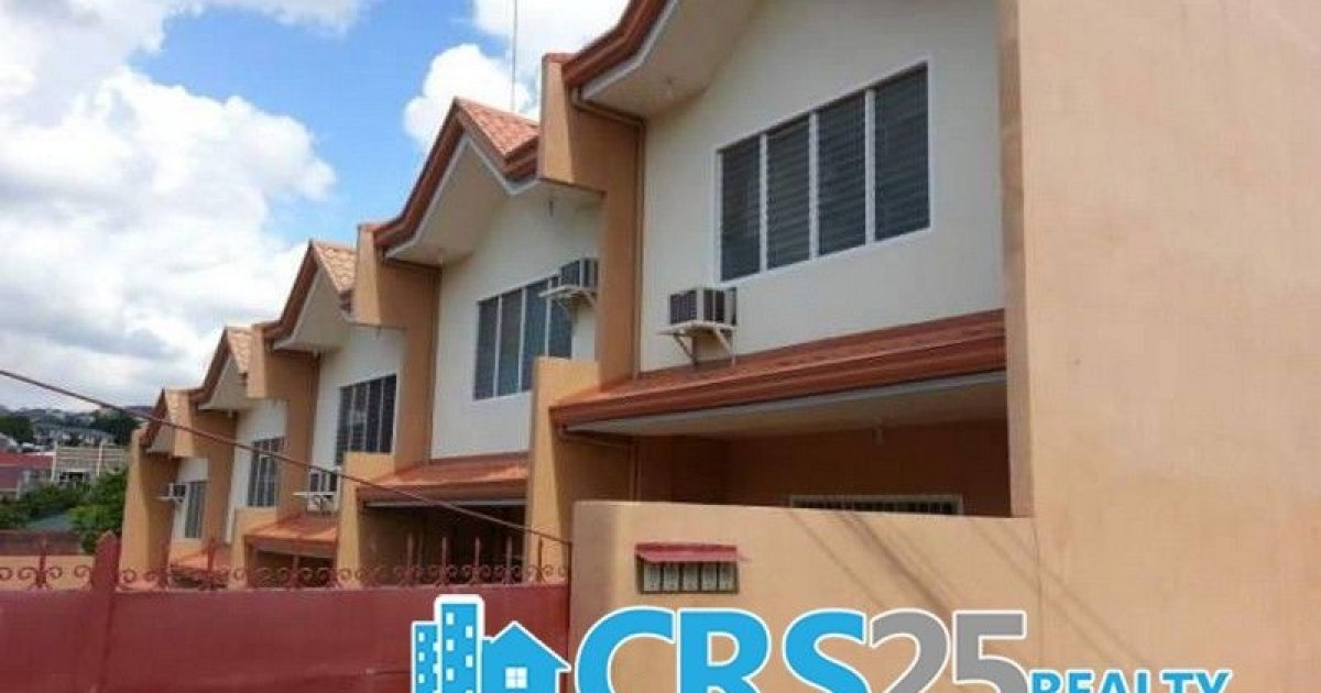 3 bedroom townhomes for rent 3 bed townhouse for rent in cebu city cebu 18 500 17994