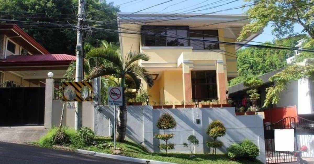 4 bed house for sale in banilad cebu city 15 999 888 for 1 room house for sale