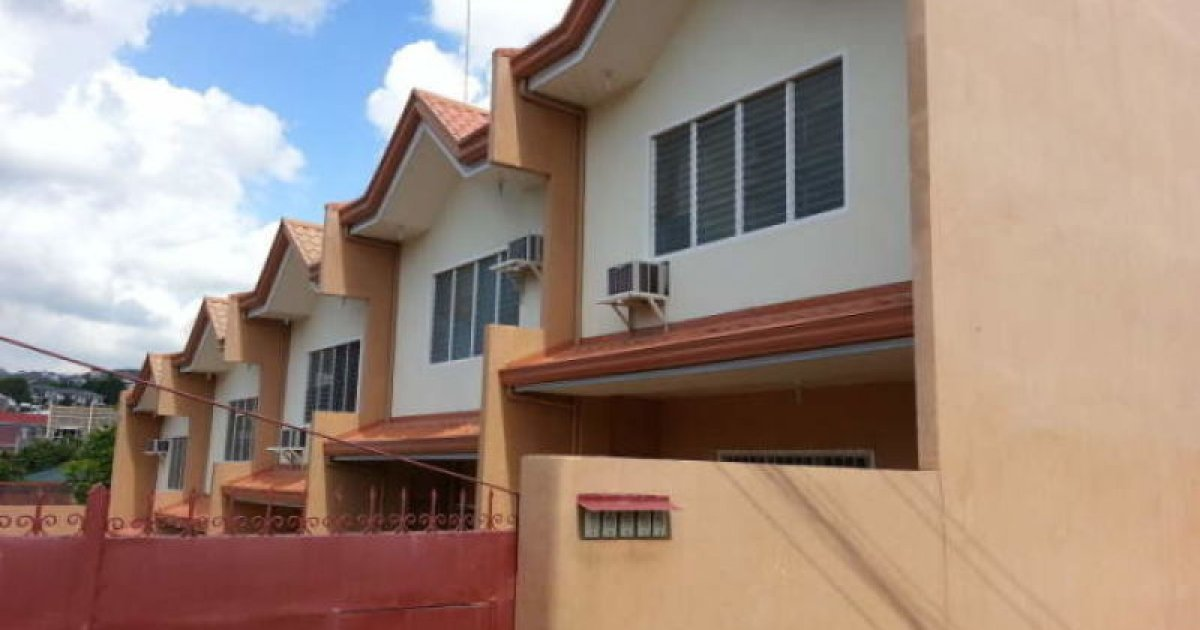 3 Bed Townhouse For Rent In Guadalupe Cebu City 18 500 1922906 Dot Property