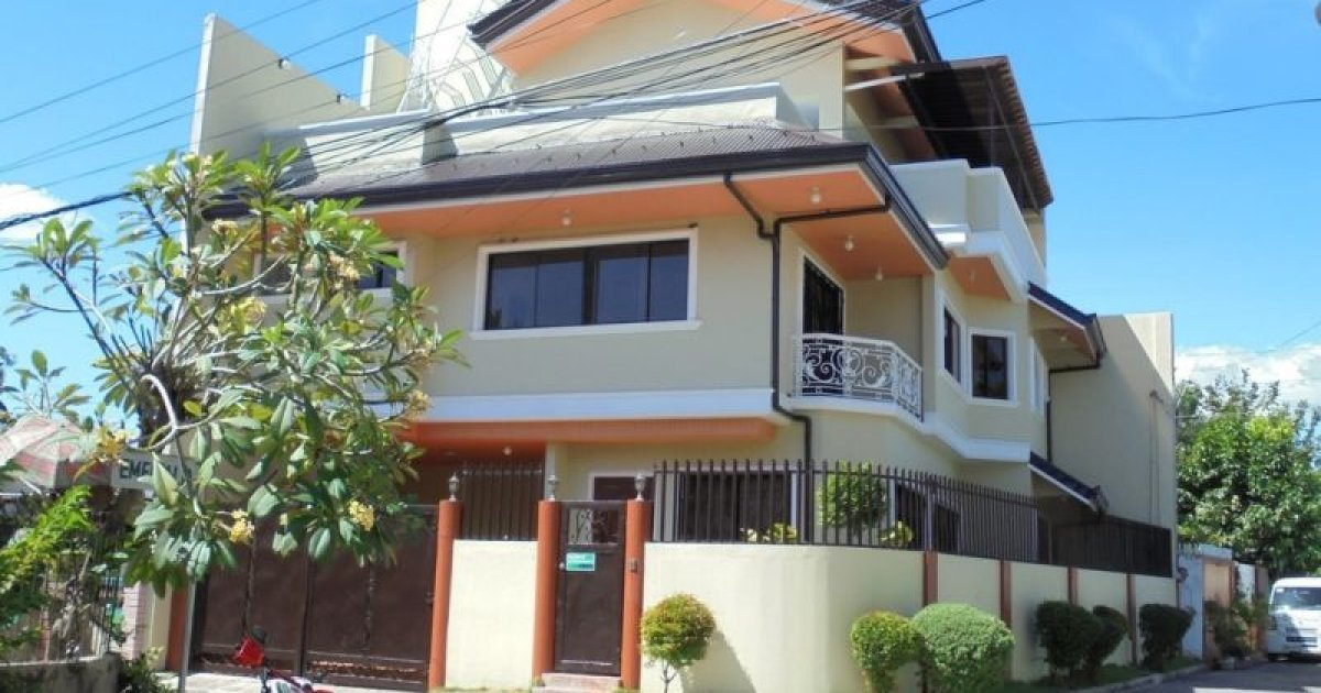 4 bed house for sale in lawaan ii talisay 13 500 000 for Four bed houses for sale