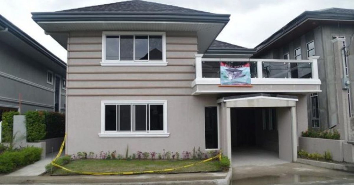 4 bed house for sale in angeles pampanga 14 000 000 for Four bed houses for sale