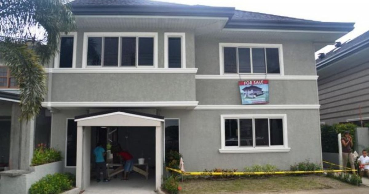 5 bed house for sale in angeles pampanga 14 500 000 for 1 bedroom house for sale
