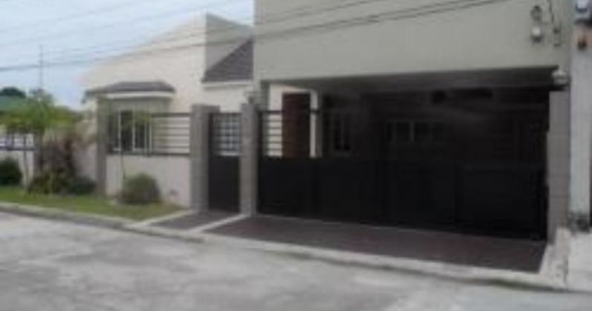 3 bed house for sale in angeles pampanga 5 800 000 for 8 bedroom house for sale