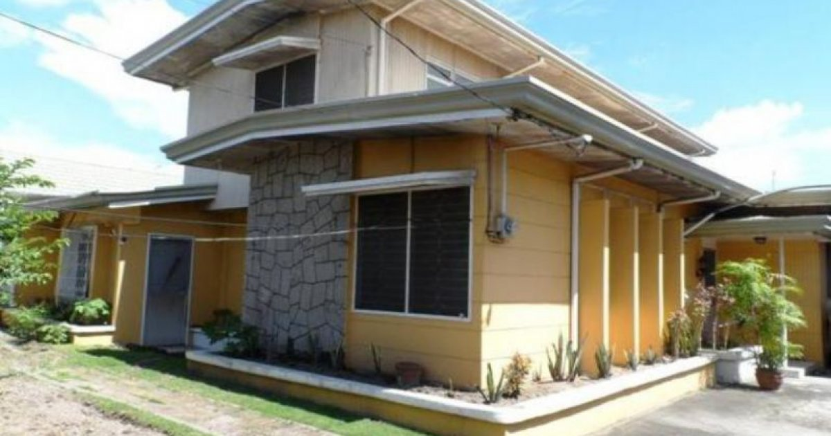 6 bed house for sale in angeles pampanga 6 800 000 for Six bedroom house for sale