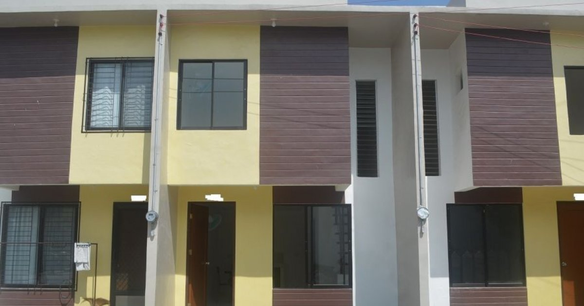2 Bed Townhouse For Rent In Mactan Lapu Lapu 12 000