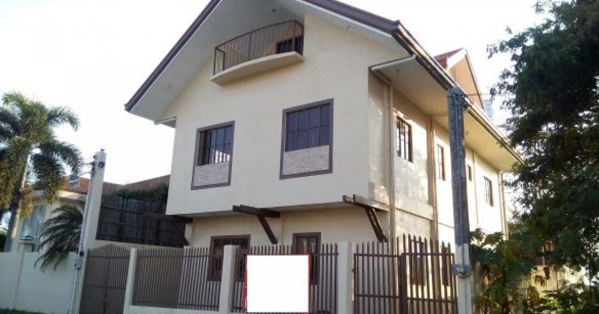 5 bed house for rent in maribago lapu lapu 20 000 for Five bed house for rent