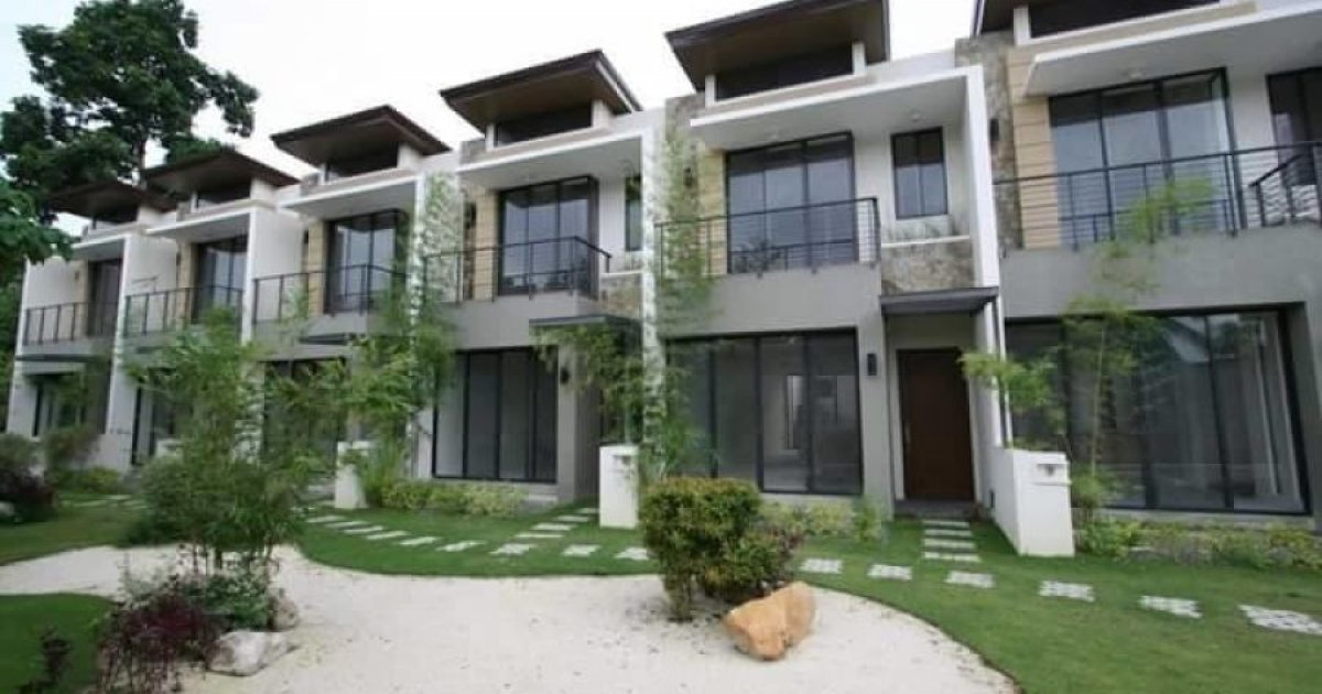 2 bed townhouse for rent in talamban cebu city 50 000 for 2 bedroom townhouse