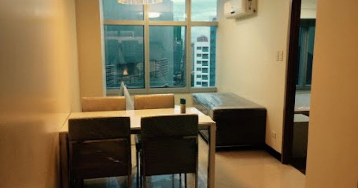 1 bed condo for sale in one central makati 7 900 000 for I bedroom condo for sale