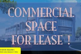 Retail space for rent in Alabang, Muntinlupa