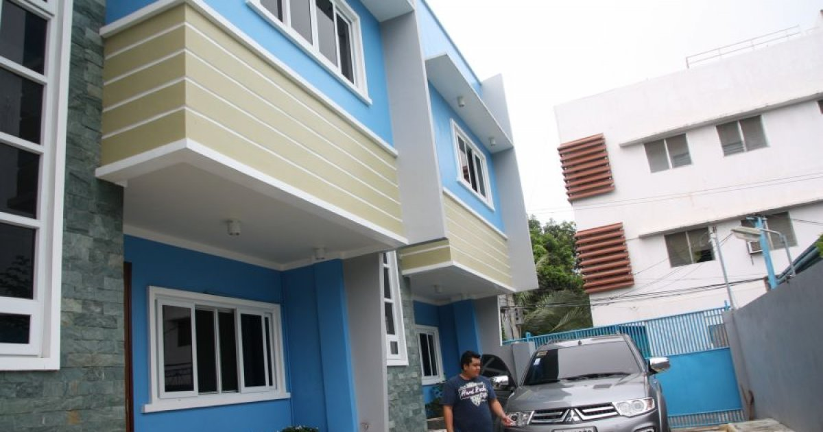 3 bed townhouse for rent in san isidro talisay 25 000 for 3 bedroom townhouse for rent