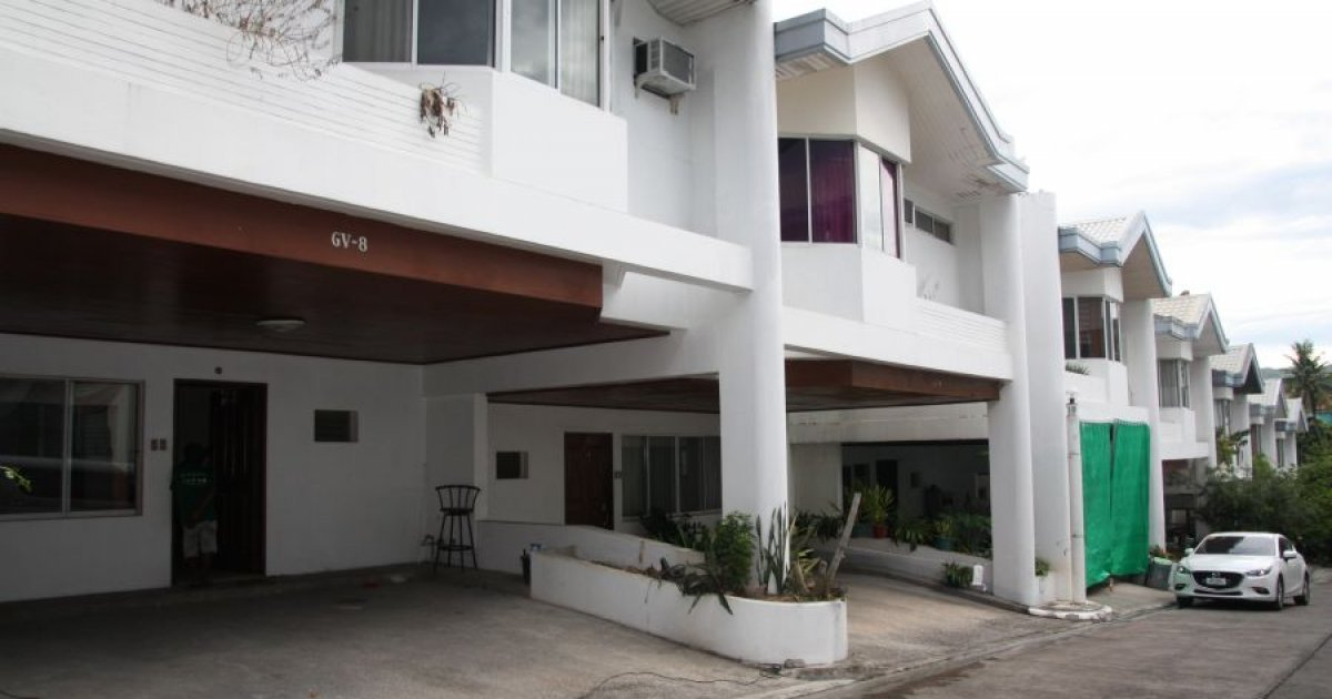 3 bed townhouse for rent in guadalupe cebu city 40 000 for 3 bedroom townhouse for rent