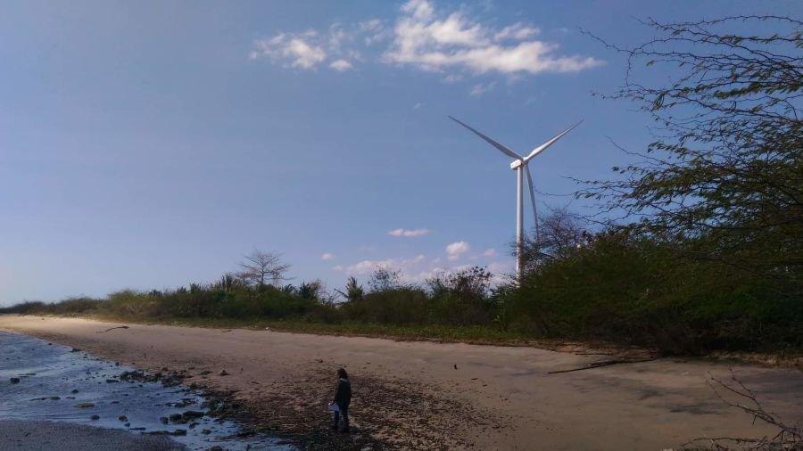 a 2-hectare beach in guimaras