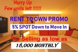 1 Bedroom Condo for sale in Grace Residences, Taguig, Metro Manila